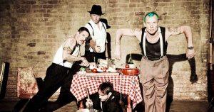 ประวัติวงร็อค Red Hot Chili Peppers