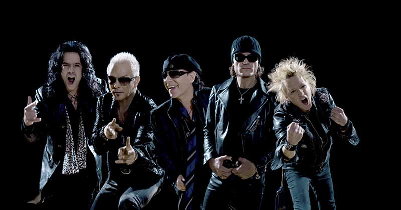 Scorpions-photo
