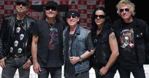 ประวัติวงร็อค Scorpions